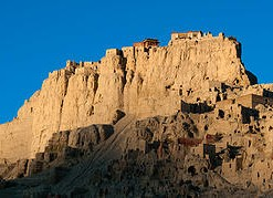 Tibet Ali Guge palace ruins