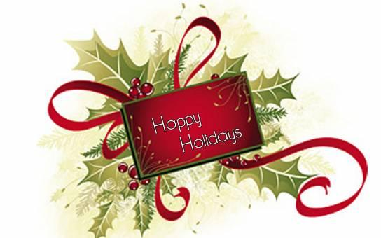 Happy Holidays - חג שמח